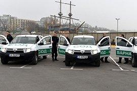 СОТ охрана на пристанище Варна