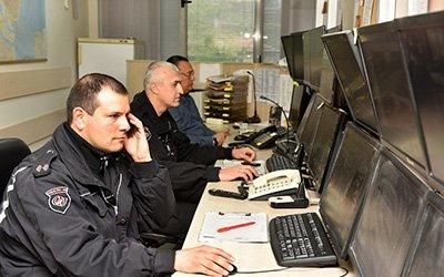 дежурен оперативен център на СОД- Варна