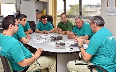 СОД-Варна технически екип